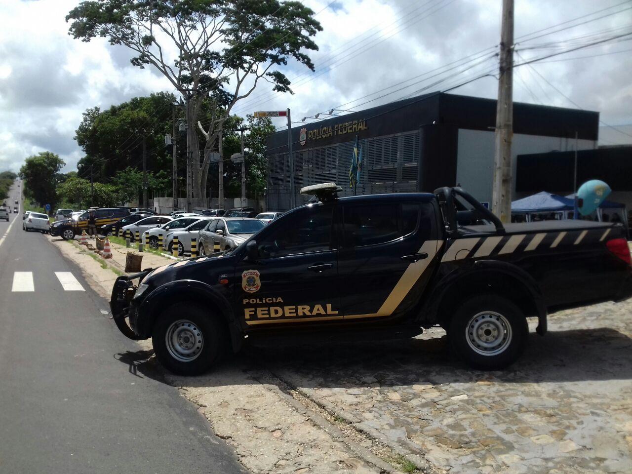 PF faz operação no DF para coibir serviços irregulares de segurança