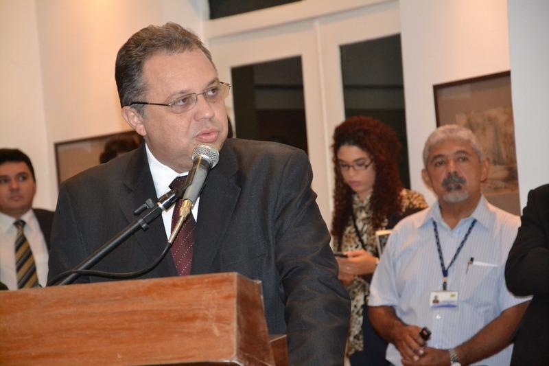 Secretário de Estado da Saúde, Florentino Neto.