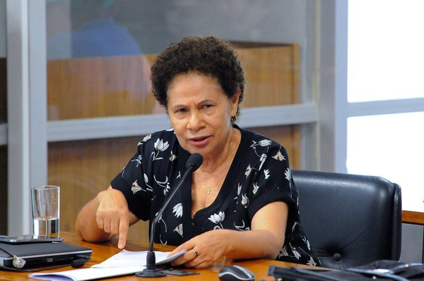 Senadora Regina Sousa (PT-PI)