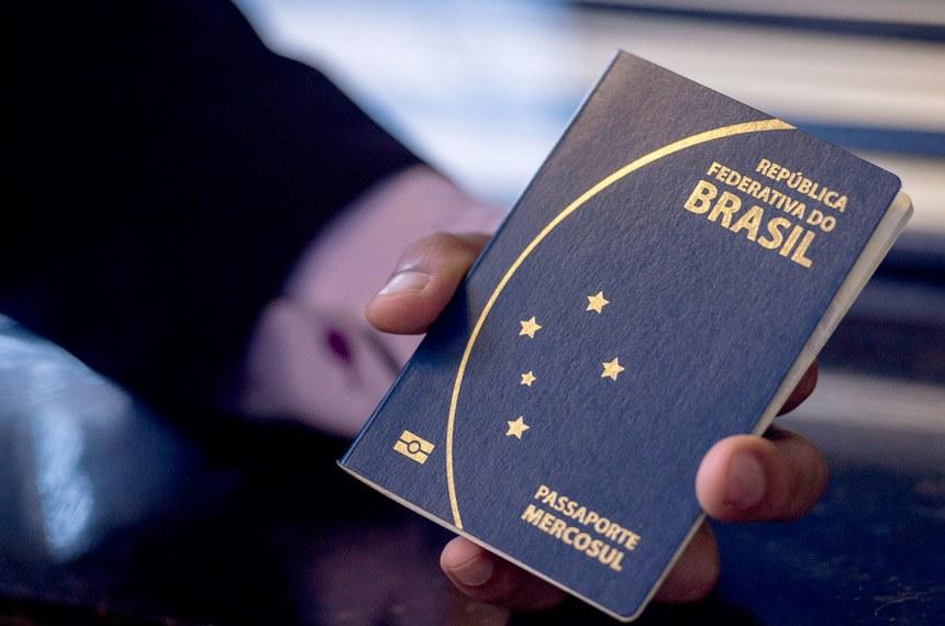 Presidente do Senado envia à sanção liberação de recursos para passaportes