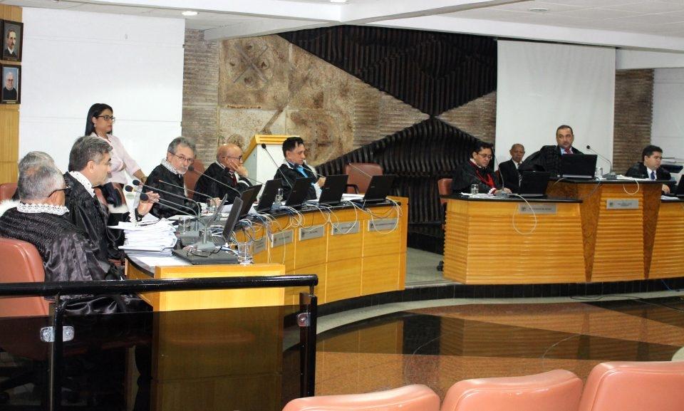Plenário do Tribunal de Justiça do Piauí