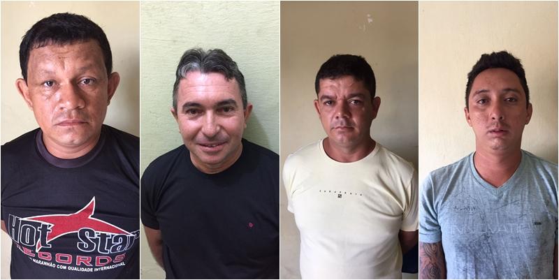 Polícia prende 7 pessoas acusadas de tráfico de drogas em Parnaíba