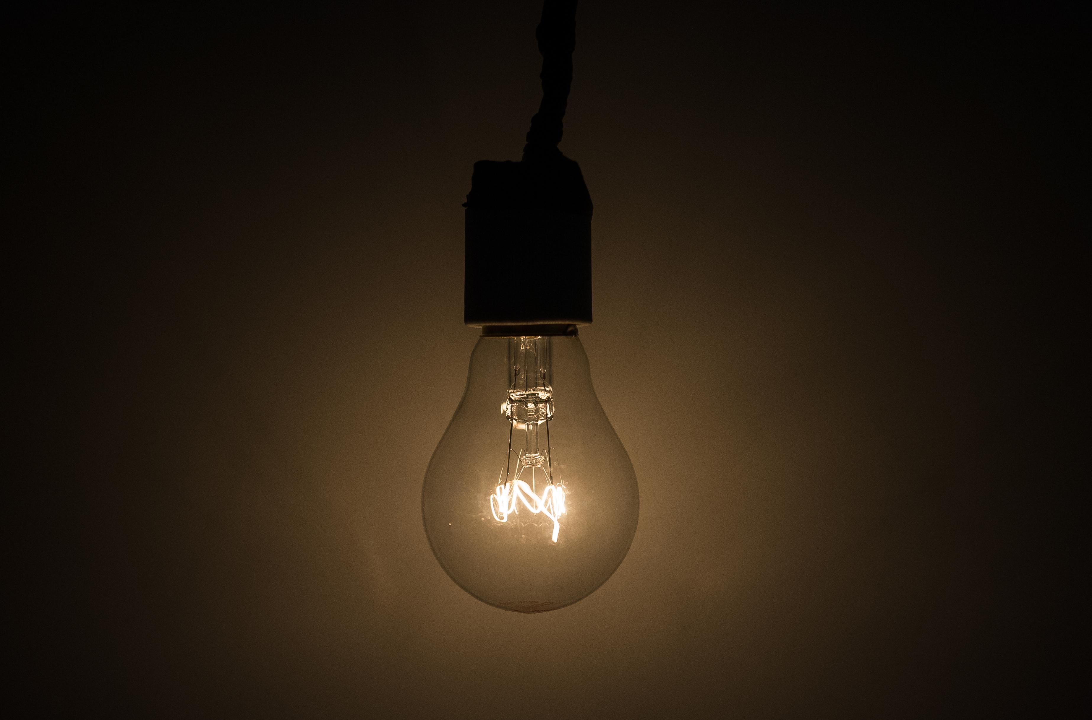 Com bandeira amarela conta de energia fica mais barata em setembro