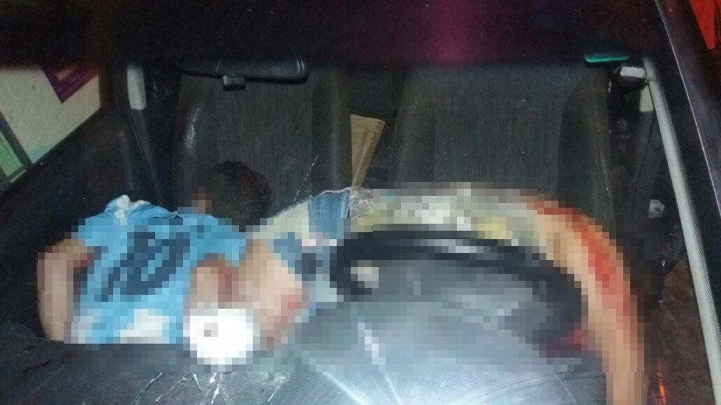 Casal é executado após perseguição na Vila Afonso Gil