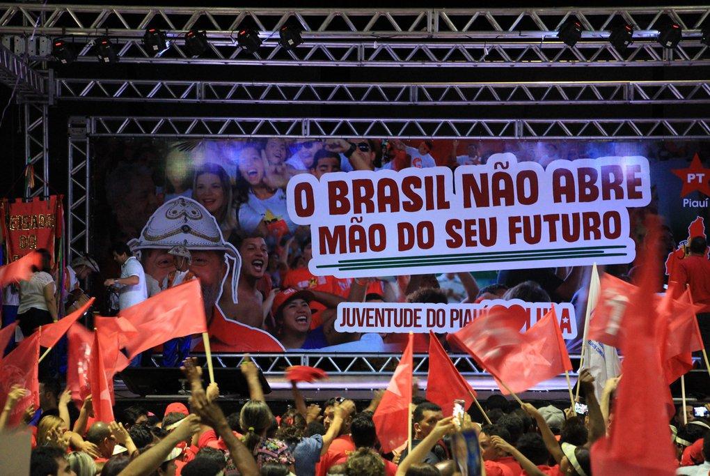 PT define agenda intensa de quatro dias para Lula no Piauí