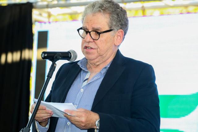 Presidente da Eletrobras-PI, Arquelau Amorim.