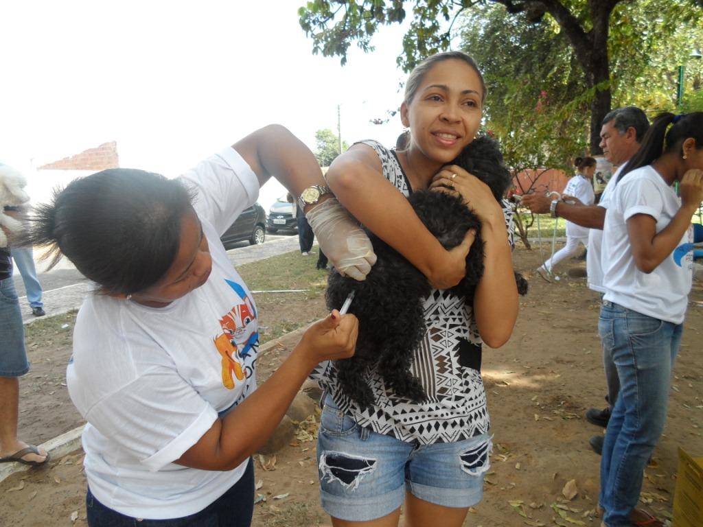 393 postos disponibilizam vacina contra raiva neste sábado em Goiânia