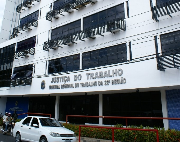 Tribunal Regional do Trabalho / TRT-PI