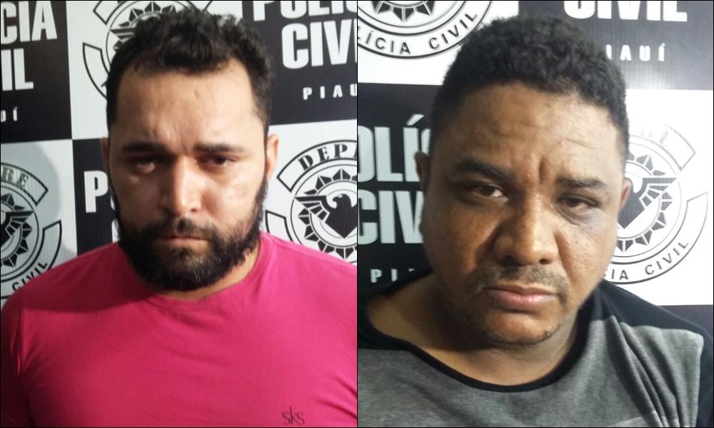 Polícia encontra droga em lava-jato e três são presos