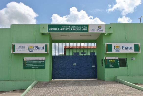 Preso é encontrado morto após motim em cadeia no Piauí