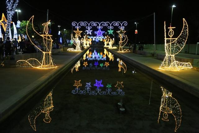 Papai Noel chega a Cambé na próxima sexta-feira