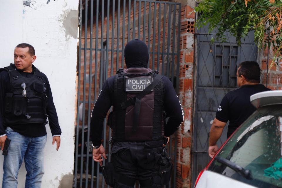 Polícia Civil realiza operação de combate ao tráfico de drogas na CIC