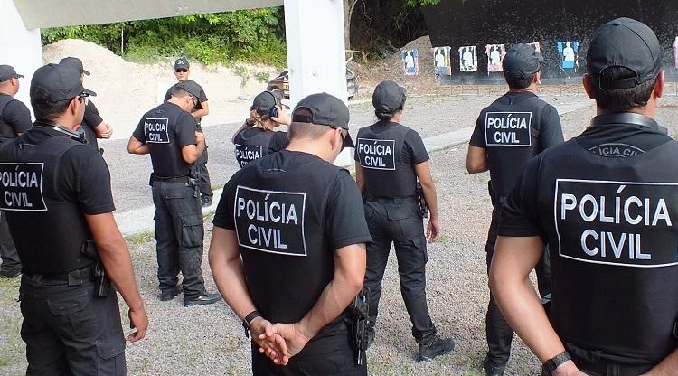 Inscrições para Concurso da Polícia Civil abrem nesta terça-feira, 19