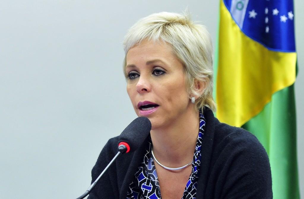 Cristiane Brasil toma posse como ministra do Trabalho na terça-feira