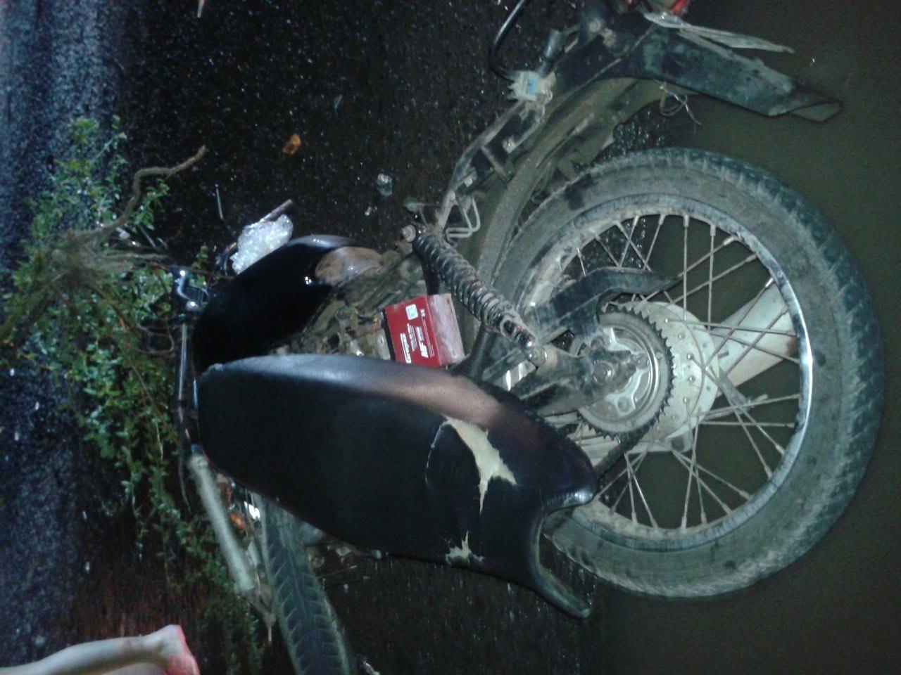Motociclista morre após colisão com carro na PI 130