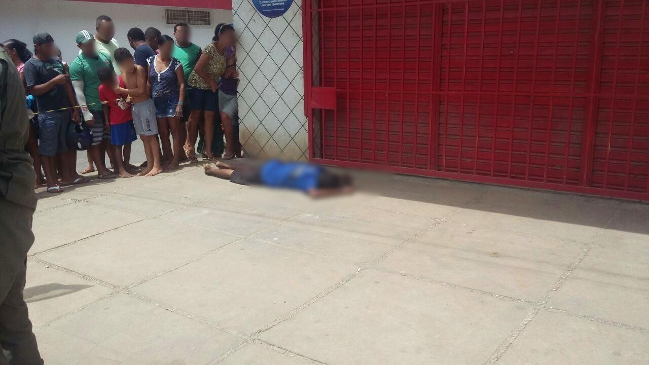 Homem é executado com três tiros nas costas no Parque Wall Ferraz