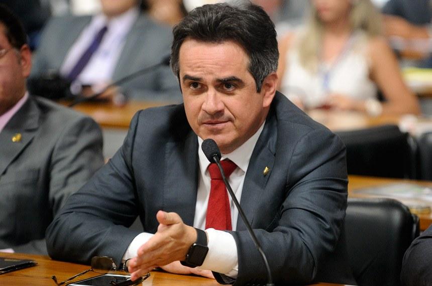 Senador Ciro Nogueira (PP-PI) defende novo projeto