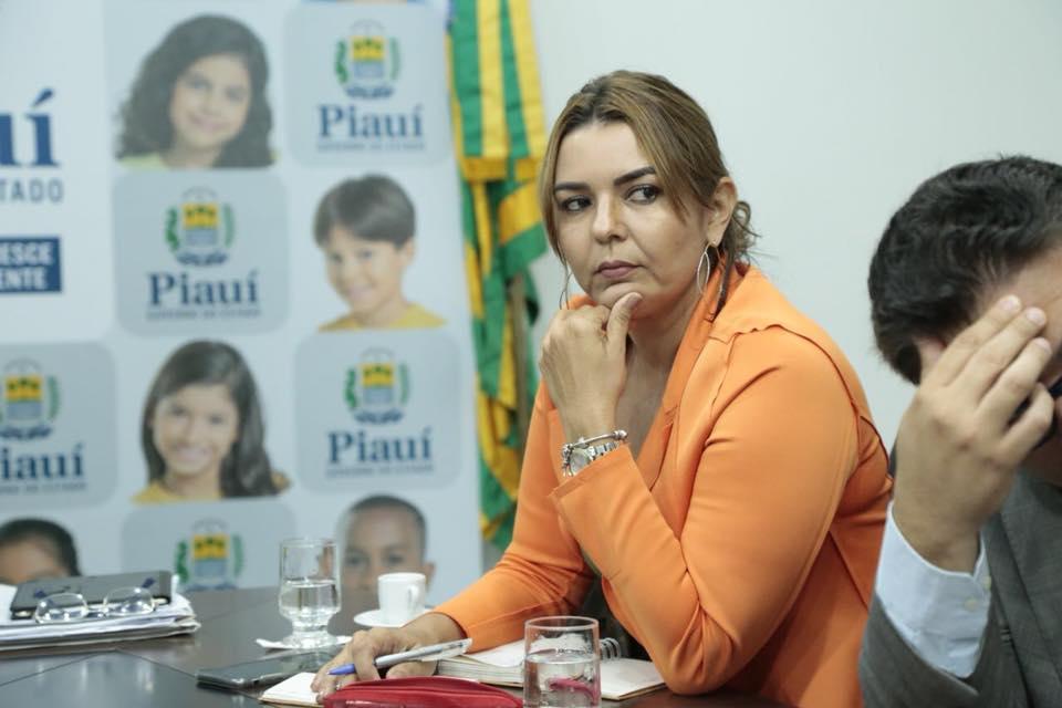 Deputada estadual Janaínna Marques (PTB).