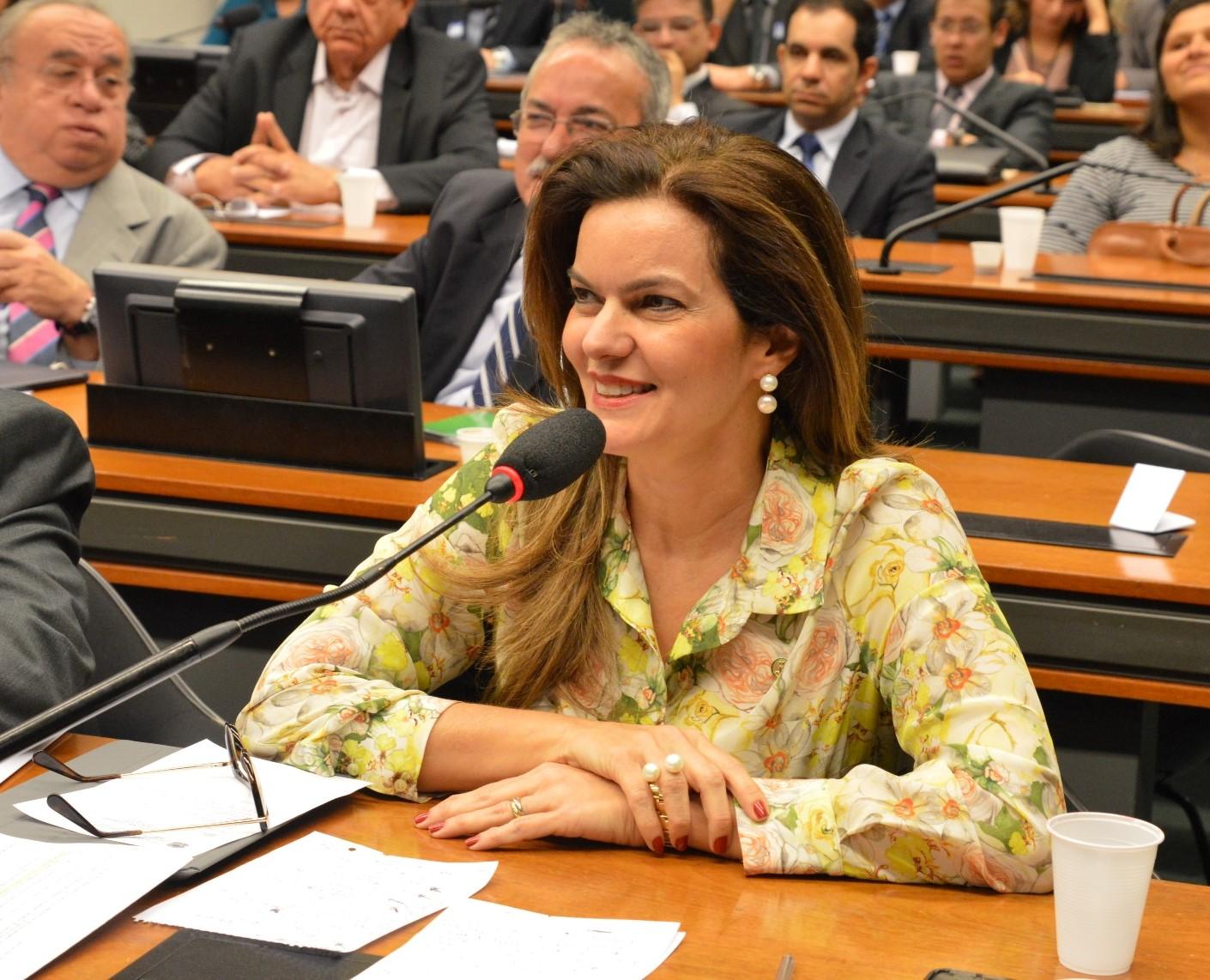 Deputada federal Iracema Portella