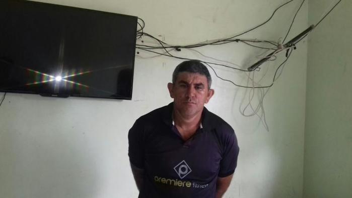 Homem é preso por homicídio cometido na Zona Rural de Teresina.