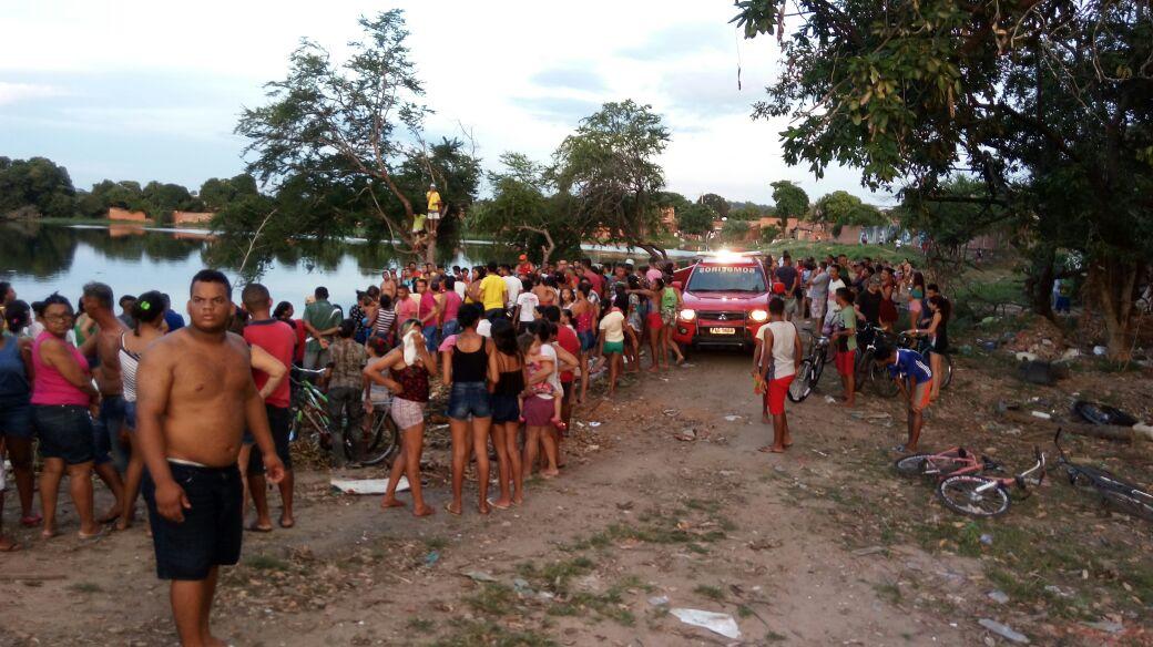 Homem se afogou em lagoa no bairro Nova Teresina