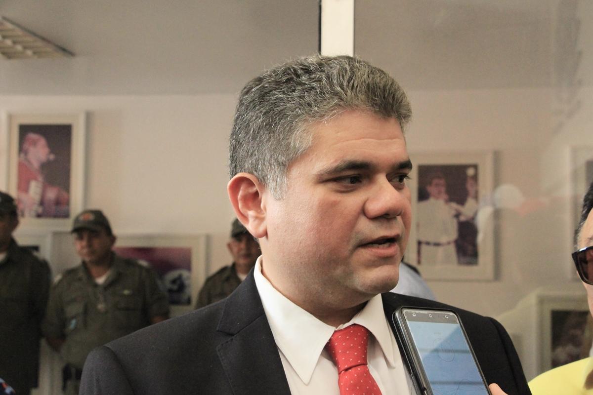 Deputado Fábio Xavier (PR)