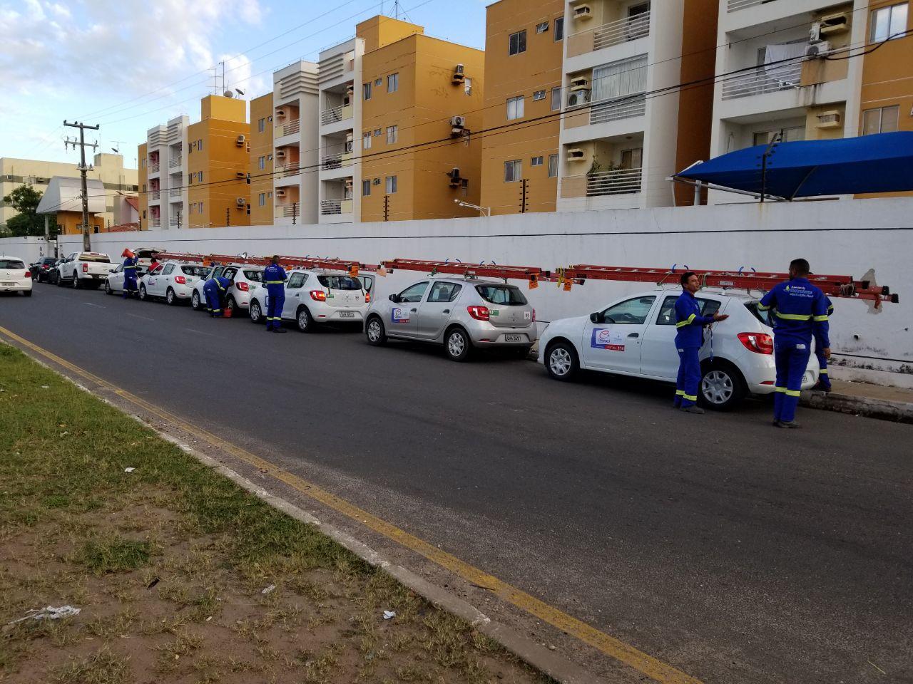 Eletrobras realiza operação em condomínio na zona leste de Teresina