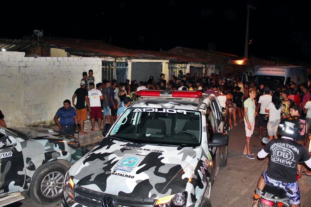 Casa de show foi interditada pela Operação Vila Bairro.
