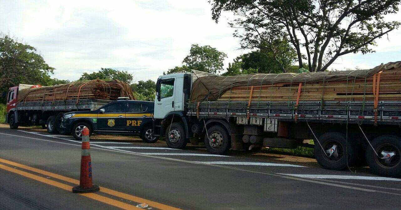 O caminhão seguia para o Estado de Alagoas.