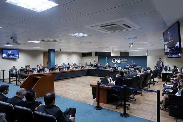 O Plenário do CNJ analisou o caso nesta terça-feira 15 de maio