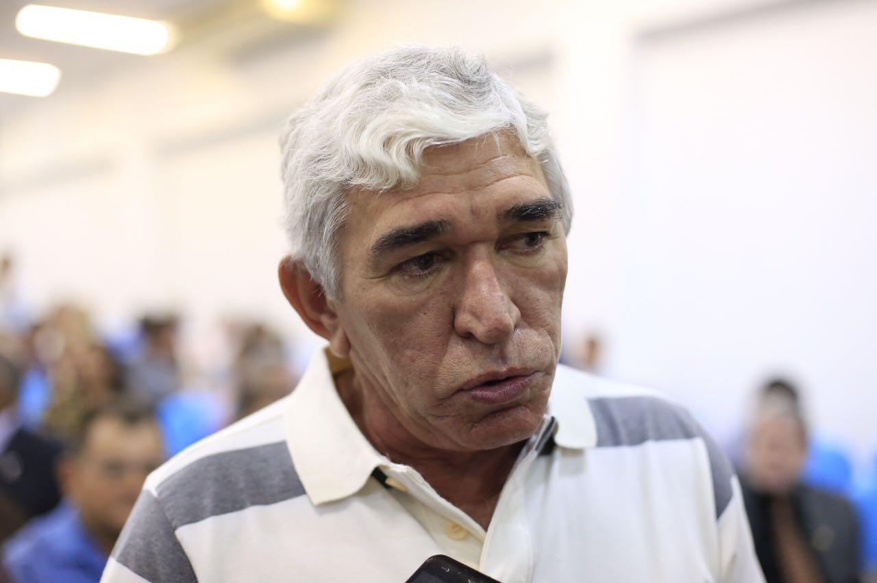 Luiz Meneses, prefeito de Piripiri
