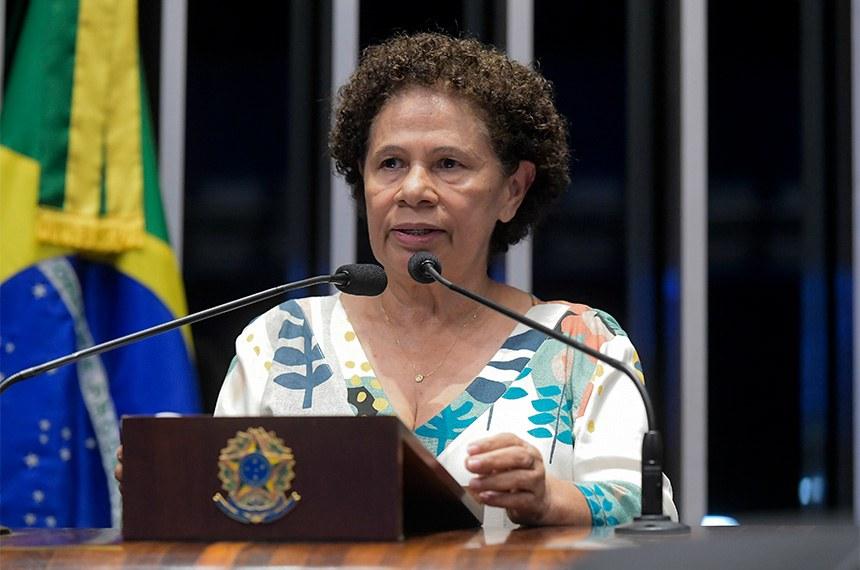 Senadora Regina Sousa (PT-PI).