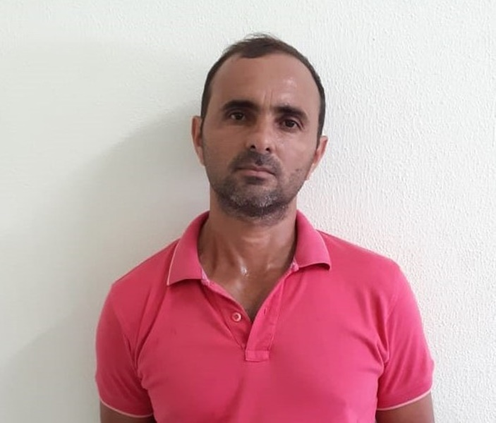 Preso Francisco Edivan Lopes Cavalcante