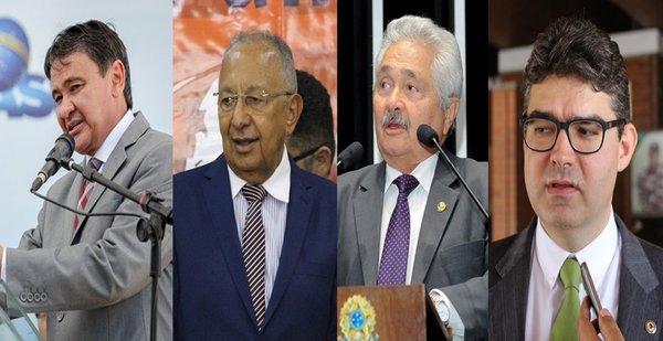 Resultado de imagem para candidatos a governador pi 2018