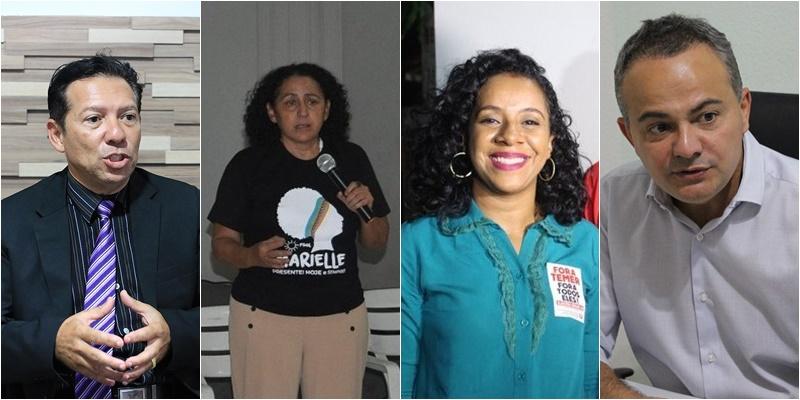 Candidatos ao Governo do Piaui
