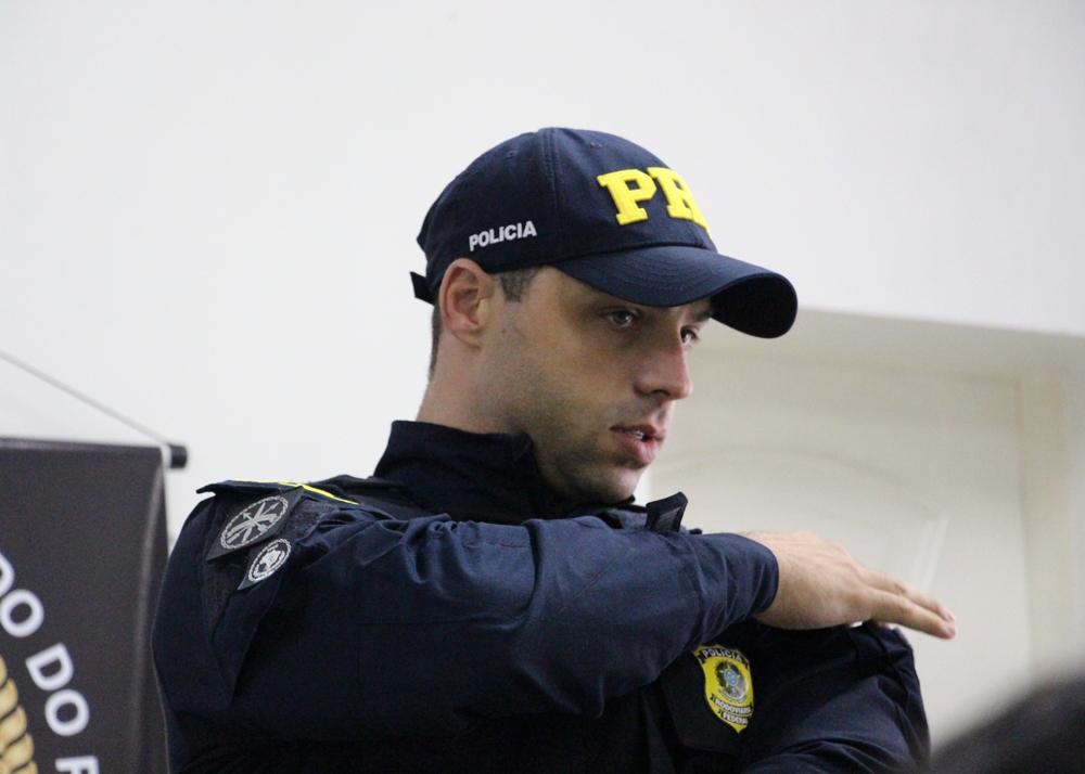 Inspetor Teive, PRF.