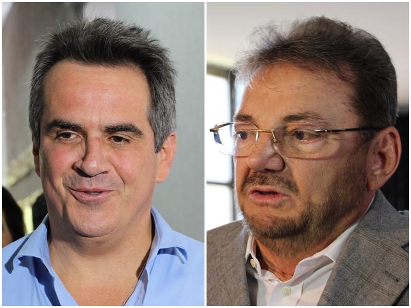 Ciro Nogueira e Wilson Martins.