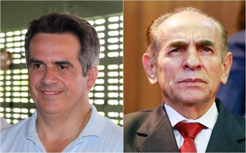 Ciro Nogueira e Marcelo Castro