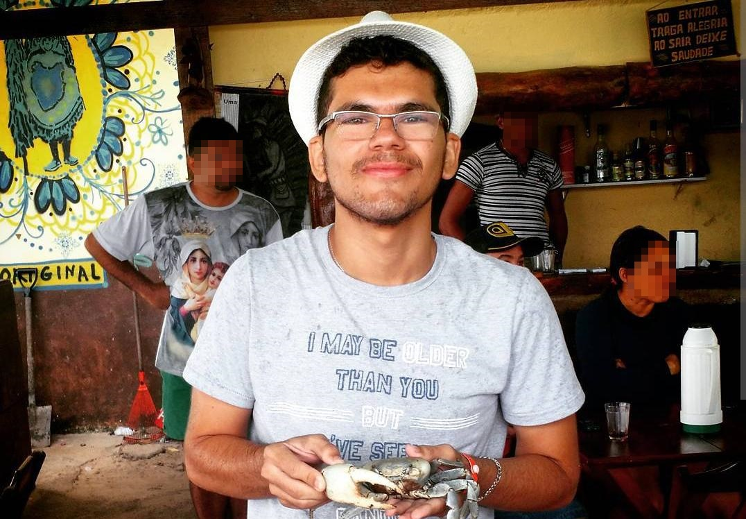 O estudante foi morto durante assalto na zona Sul da capital