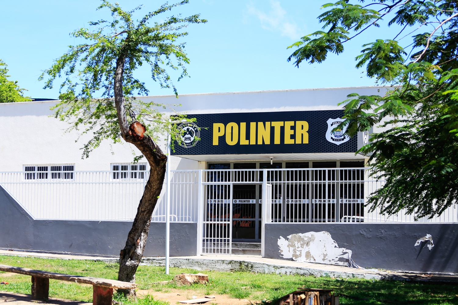 Delegacia de Polícia Interestadual do Piauí (Polinter).