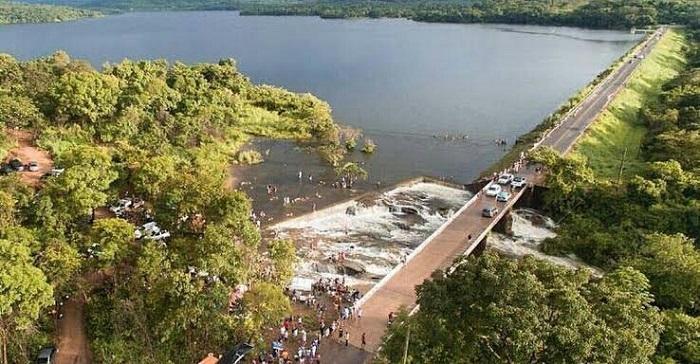 Ministério Público obtém medida liminar para obras na parede da barragem do Açude Caldeirão.