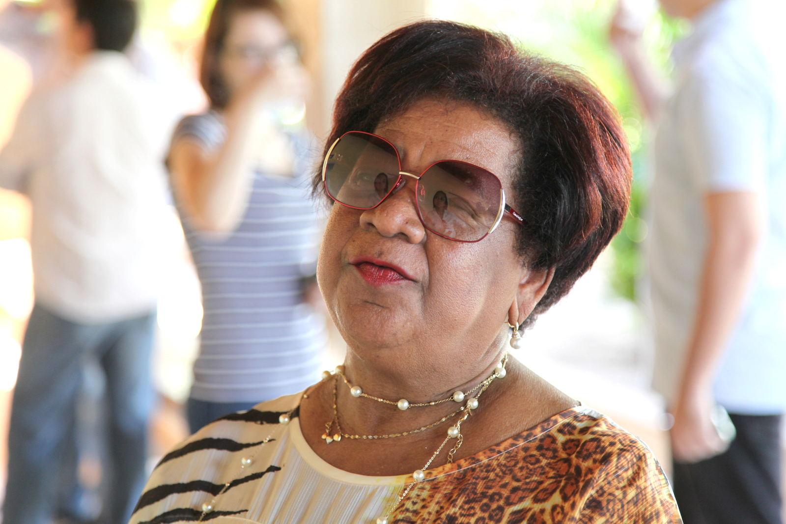 Delegada Vilma Alves