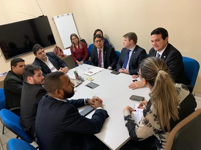 OAB-PI e Comissão das Prerrogativas oficializam denuncias contra delegado de Luzilândia.