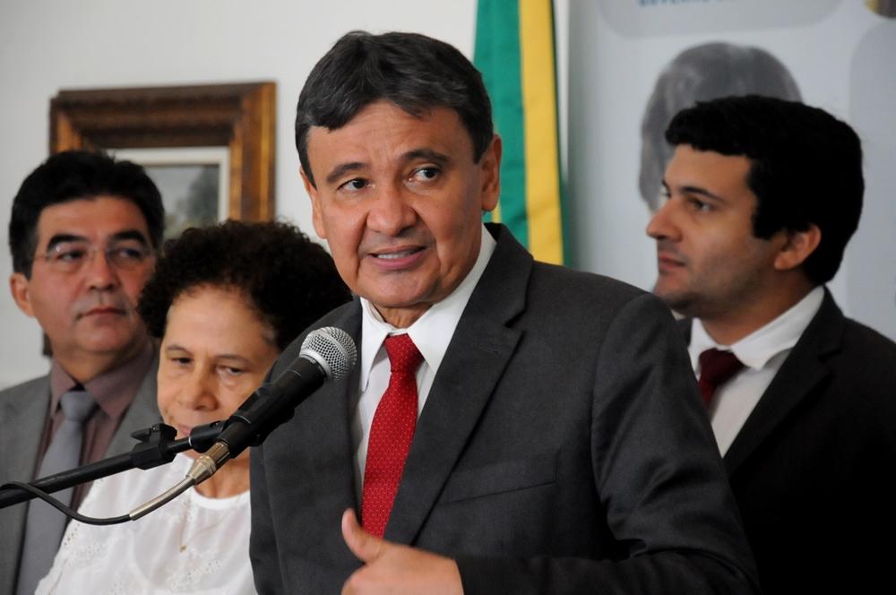 Wellington Dias anuncia novo secretariado.