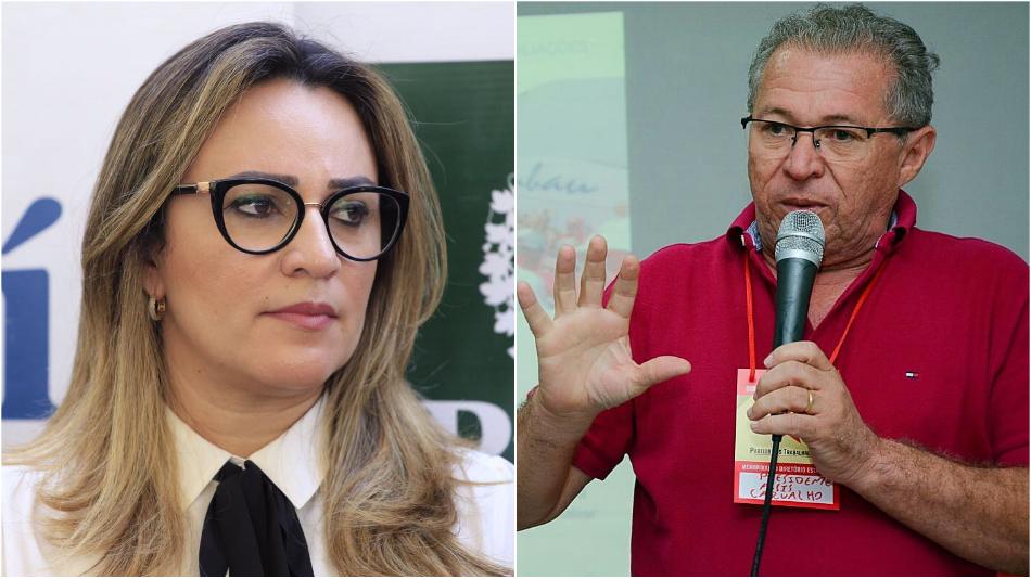 Apenas Rejane Dias e Assis Carvalho votaram contra a PEC.