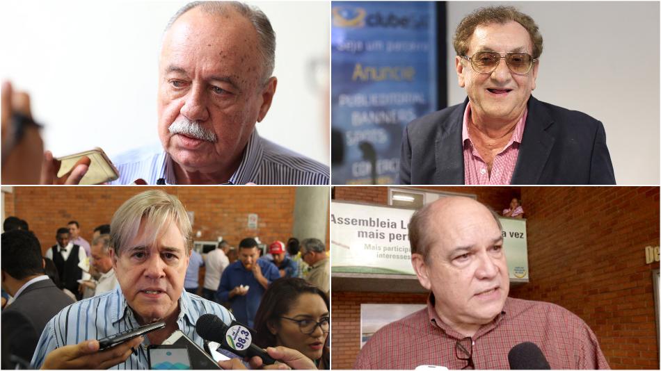 Ex-governadores do Piauí afetadas pela decisão do STF.