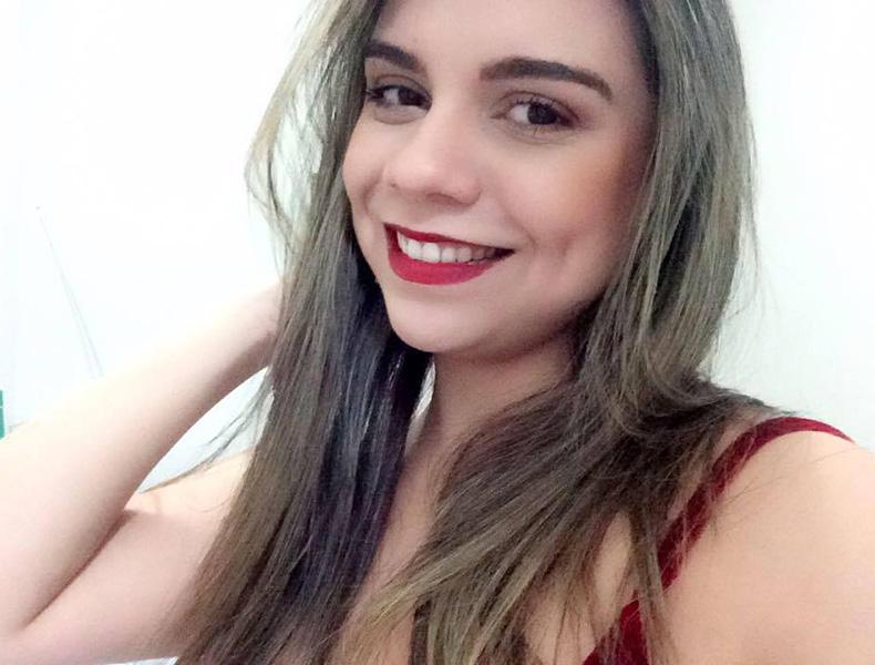 Vanessa Carvalho morreu atropelada em Teresina