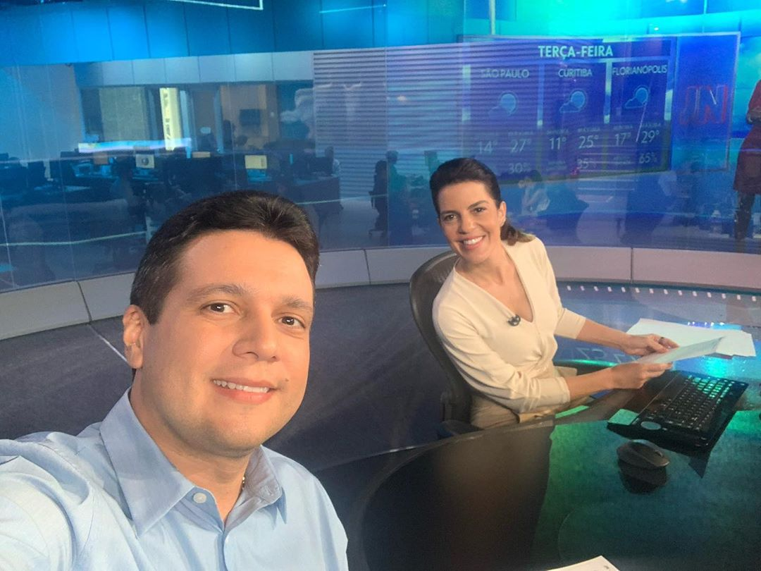 Marcelo Magno e Mariana Gross, do Rio.