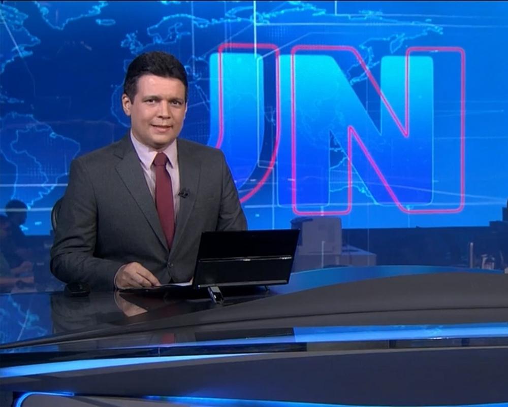 Marcelo Magno vai voltar à bancada do Jornal Nacional em 2020