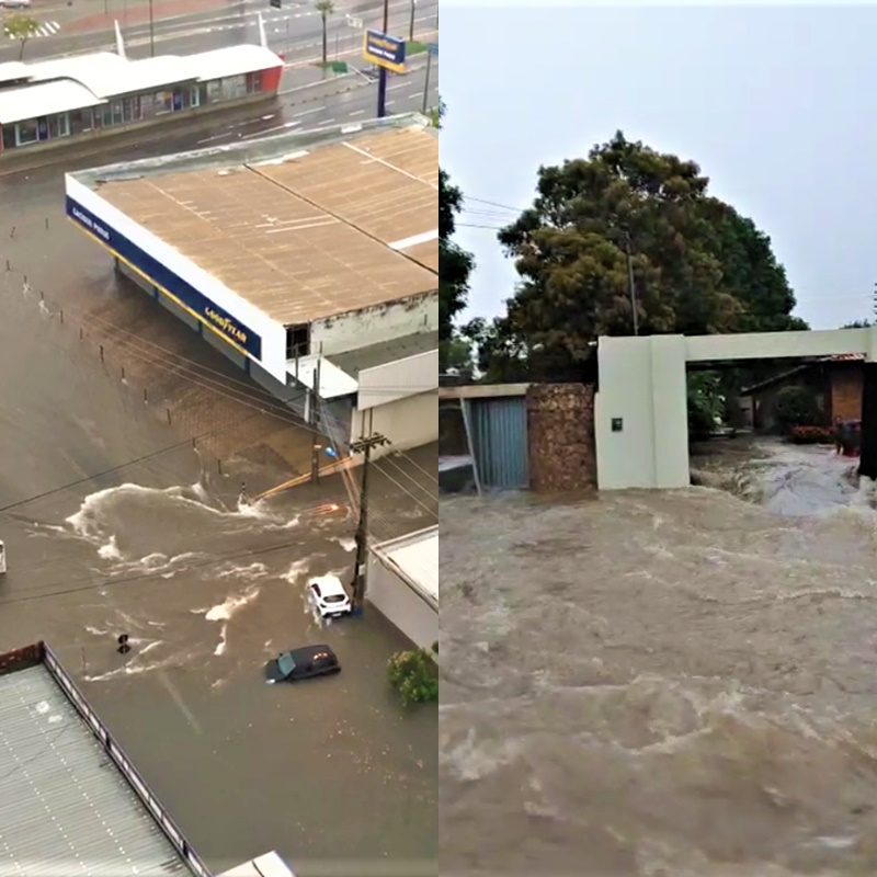 Chuvas em Teresina